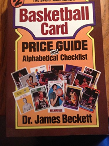 Sport Americana Basketball Card Price Guide and Alphabetical Checklist Number 2 (Sport Americana Basketball Card Price Guide & Alphabetical C)