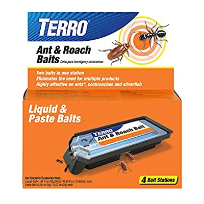 Terro Ant and Roach Bait Stations