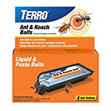 Terro T360 Ant and Roach Bait Stations, 1 Pack