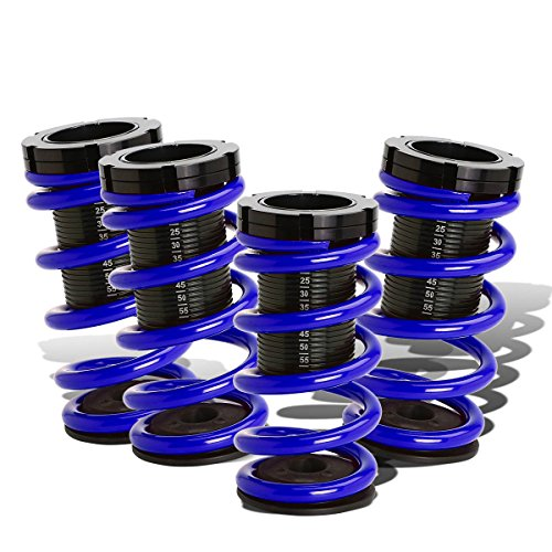 DNA Motoring COILTC94BL Coilover Sleeve Kit [For 94-99 Cellca]