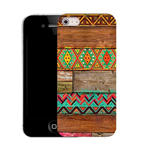 Mobile Case Mate iPhone 5c clip on Silicone Coque couverture case cover Pare-chocs + STYLET - age old pattern (SILICON)