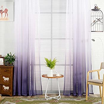 semi ombre valances shipping x on rainbow panel panels sheer curtains free over scarf inch window achim orders curtain and