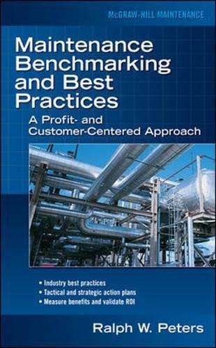 Maintenance Benchmarking and Best Practices