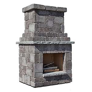 necessories Colonial al aire libre chimenea