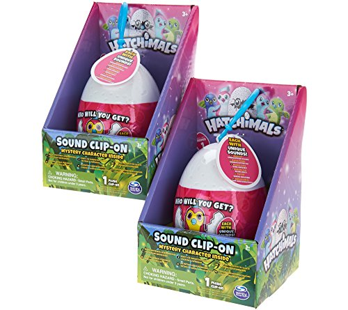 Wish Factory 5704 Hatchimals Egg Toy, Random, 3.5″