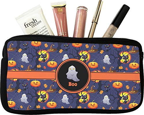 Halloween Night Makeup/Cosmetic Bag - Small (Personalized)]()
