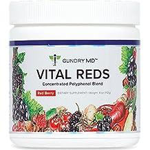 VITAL REDS Dr. Gundry M.D. Polyphenol Blend Dietary Supplement