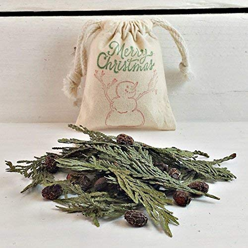 Christmas Scented Sachets | Merry Christmas Potpourri | Snowman Decorations | Small Gift Ideas | Holiday Scented Sachets | Christmas Sachet