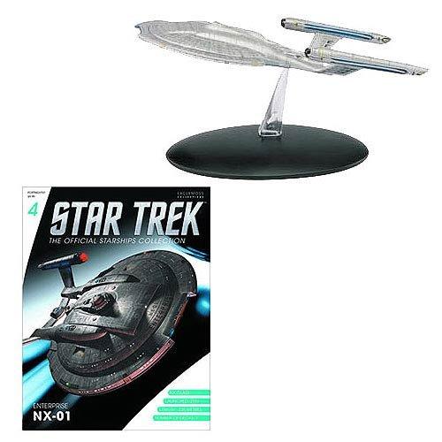 Star Trek: Enterprise Die-Cast Metal Enterprise NX-01 6
