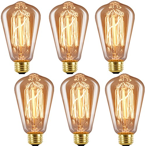 INNOCCY Edison Bulb Medium (E26) Standard Base Dimmable for sale  Delivered anywhere in Canada
