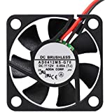 AD0412MS-G70 40mm 4010 DC 12V 0.08A 2 Wires Cooling Fan