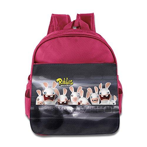 ^GinaR^ Rabbids Invasion Lovely Children's Bags