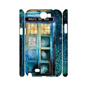 Doctor Who Custom 3D Samsung Galaxy Note3 ,diy phone case ygtg-314545