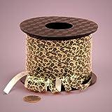 Leopard Curling Ribbon, 1/4'' X 200 Yards, 1/4''