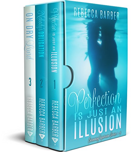 Swimming Upstream Series: Books 1-3 by [Barber, Rebecca, Publishing, Limitless]