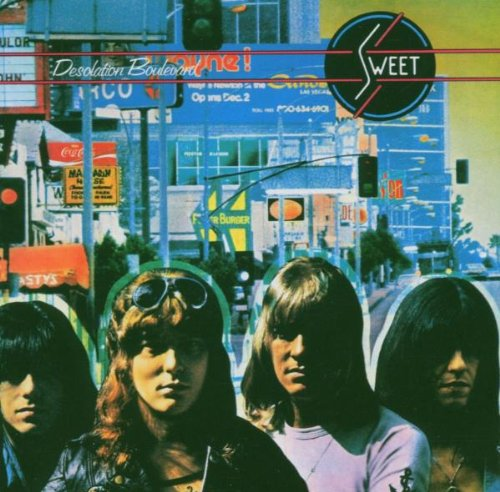 Desolation Boulevard by Sweet, The