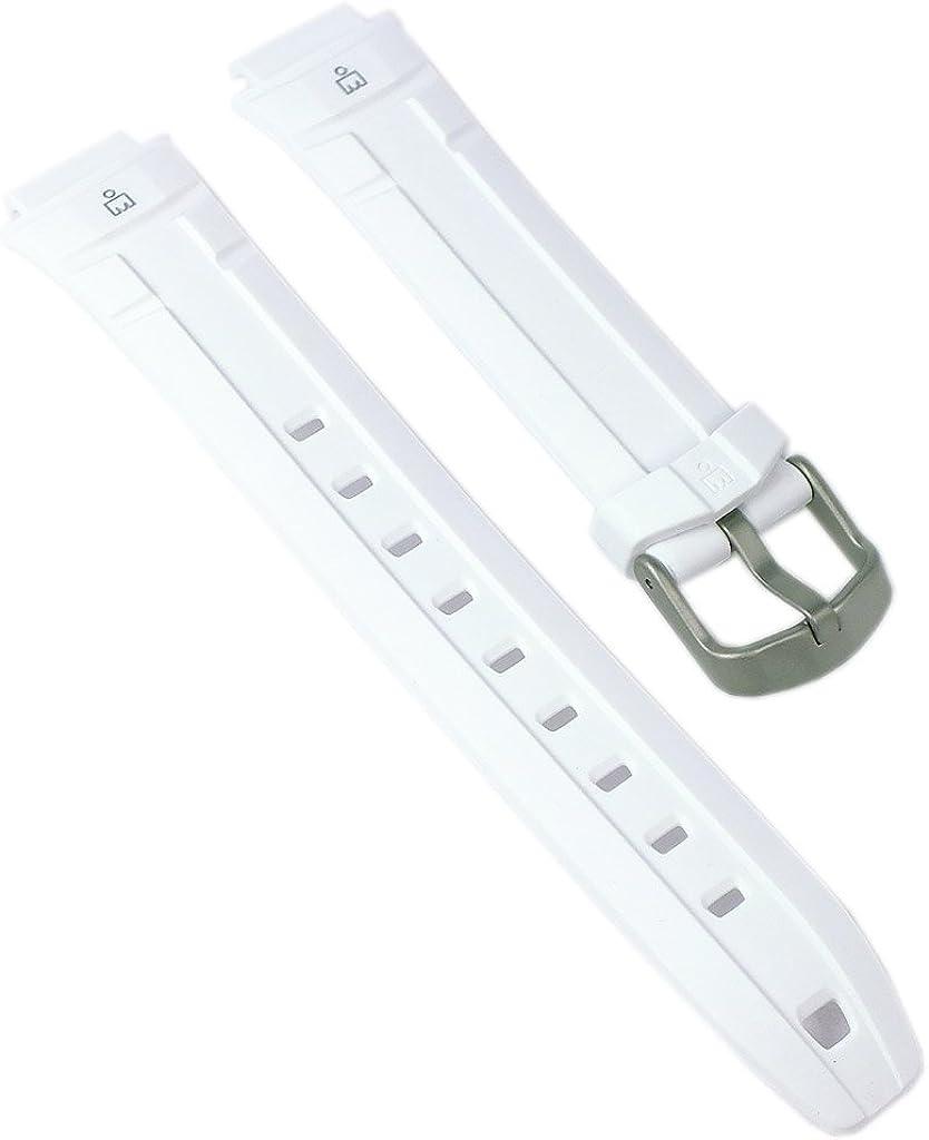 Timex Ironman Bracelet de Montre Résine Blanc pour TW5K89400