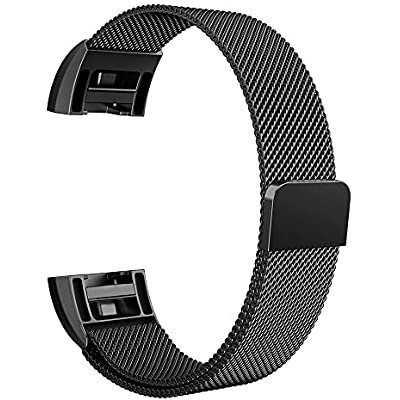 for-fitbit-charge-2-band-metal-fintie