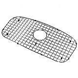 Houzer BG-3950 Wirecraft Kitchen Sink Bottom Grid, 28-Inch by 13.75-Inch by HOUZER
