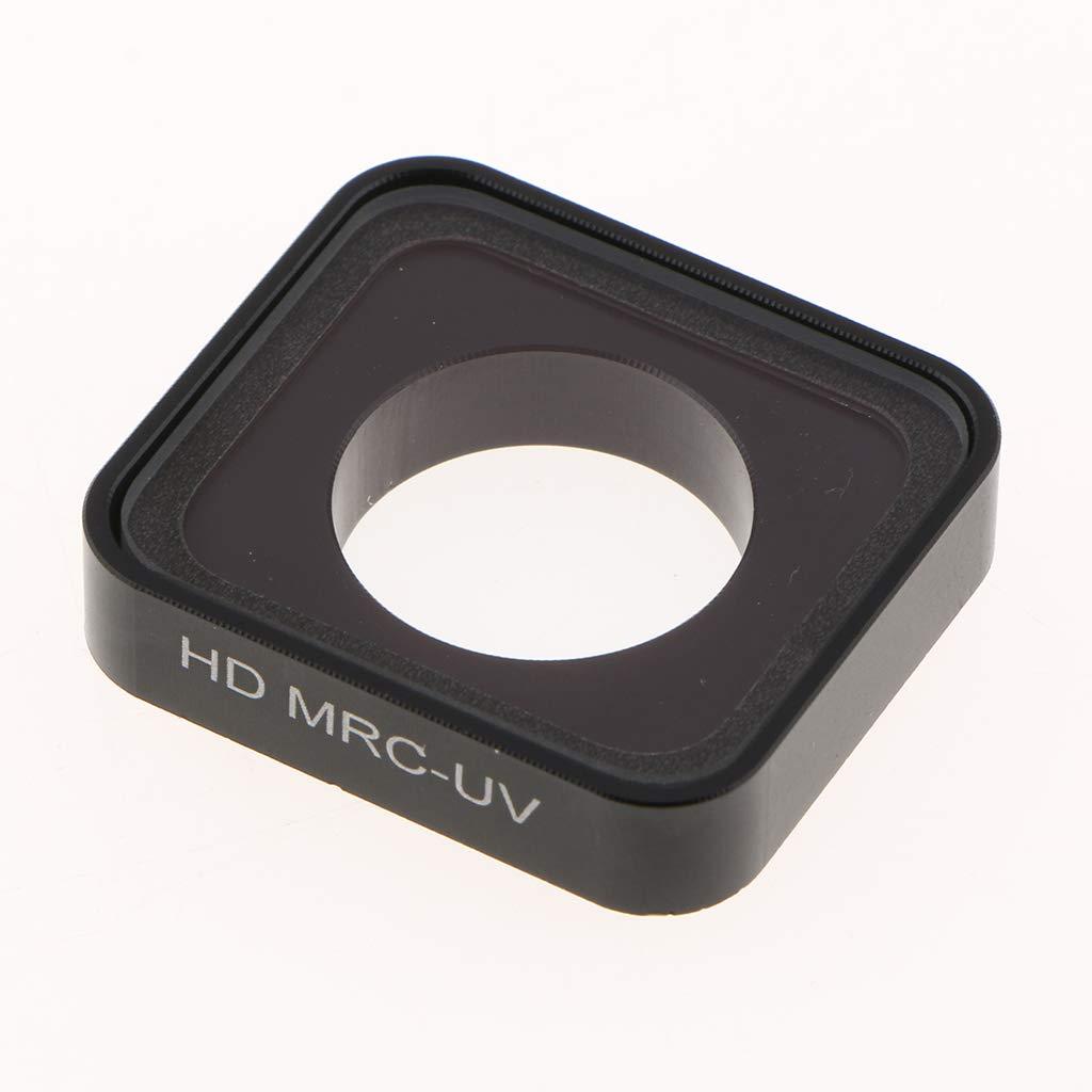 Baoblaze 2X Kit de Filtros Ultravioleta Filtro Polarizador Filtro de Densidad Neutra para Gopro Hero 7 6 5 C/ámara