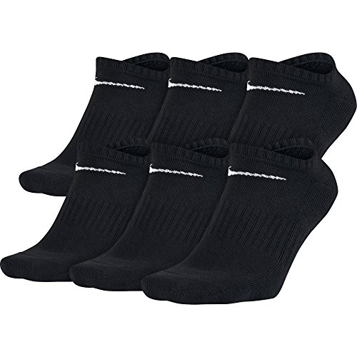 NIKE Performance Cushion No-Show Socks with Band (6 Pairs)