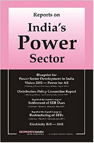 Reports on indias power sector government of india 9788171882847 reports on indias power sector malvernweather Gallery