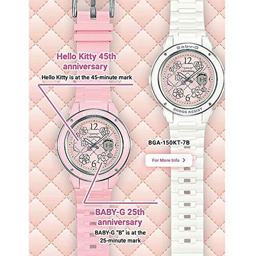 G-Shock Women's Hello Kitty BGA150KT-4B