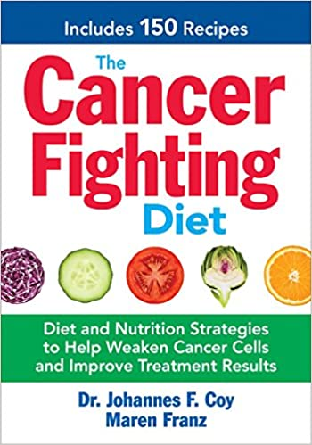 The Cancer-Fighting Diet cover