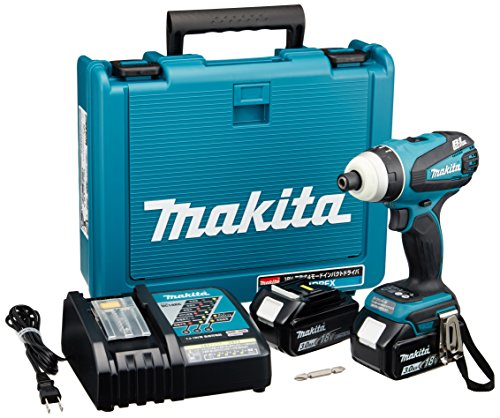 マキタ 18V 充電式 4モードインパクトドライバ TP141DRFX
