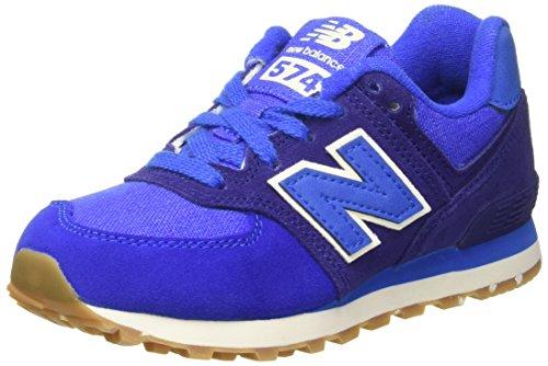 Enfant blue Mixte Basses Balance Sneakers New Kl574esp Bleu 76nIX07qc