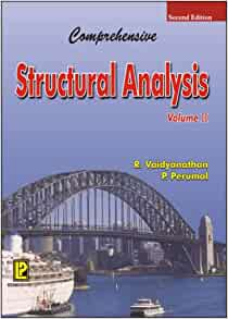 structural analysis 1 by vaidyanathan pdf