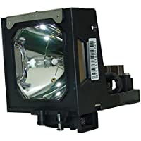 AuraBeam Sanyo PLC-XT16 Projector Replacement Lamp with Housing