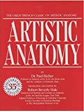 img - for Artistic Anatomy: The Great French Classic on Artistic Anatomy book / textbook / text book