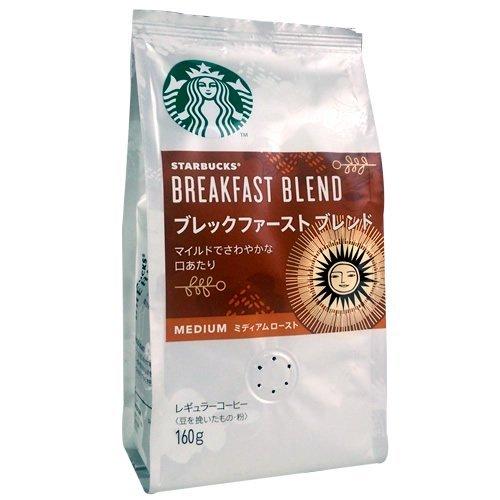 Starbucks everyday coffee (powder) (Breakfast Blend)