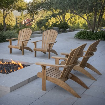 Regency Teak Carmel Adirondack Chair