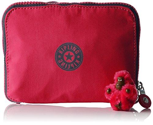 Kipling Hip Hurray 5 - Bolsos totes Mujer Rosa (Cherry Pink)