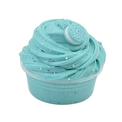 Slime Toy Blue Star Cloud Putty Scented Stress Kids Clay Toy 60/100Ml: Clothing