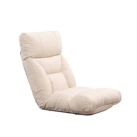 CMmin Lazy Sofa - Silla Plegable de Piso for meditación ...