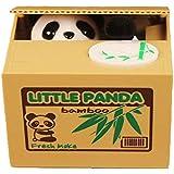 Resulzon Stealing Coin Panda Box – Piggy Bank – Panda...