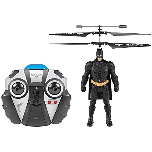 World Tech Toys Batman DC Comic Helicopter - http://coolthings.us