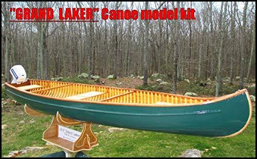 Grand Laker Canoe kit