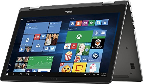 Dell Inspiron Flagship 7000 Premium High Performance Convertible 2-in-1 Laptop (2017), 15.6