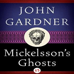 Mickelsson's Ghosts Audiobook