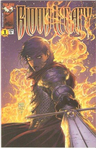 Blood Legacy #1 (Turner Cover) May 2000 pdf epub