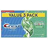 Crest Complete Whitening + Scope Toothpaste, Minty Fresh, Triple Pack