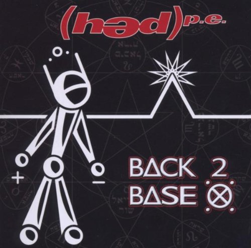 (hed) p.e. - Back 2 Base X [Explicit Content] (CD)
