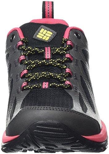 Columbia Peakfreak Xcrsn Ii Xcel Outdry, Zapatos de Low Rise Senderismo para Mujer Negro (Black/gingko 010)