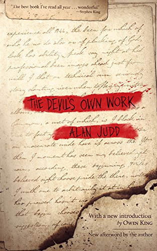 book cover of The Devil\'s Own Work