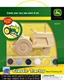 MasterPieces John Deere Classic Tractor Wood Paint Kit