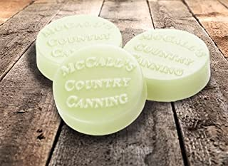 product image for McCall's Buttons Coconut Lime Verbena Box of 36